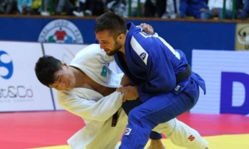 Казахстанский дзюдоист взял «серебро» на Гран-при в Будапеште