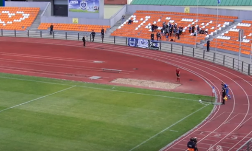 Видео голевой передачи казахстанского футболиста впобедном матче европейского чемпионата