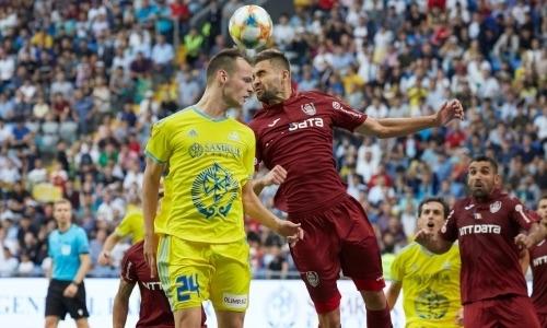 Все ответные матчи казахстанских клубов в еврокубках покажут в прямом эфире