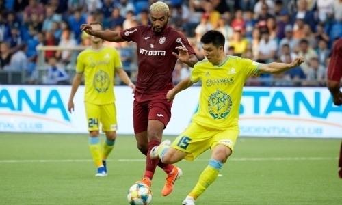 ВРумынии сужасом ожидают ответного матча с«Астаной»