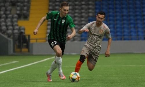 Шабаев провел 150-й матч в Премьер-Лиге
