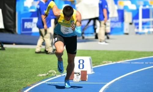 Казахстанские легкоатлеты на Универсиаде обновили рекорд 37-летней давности