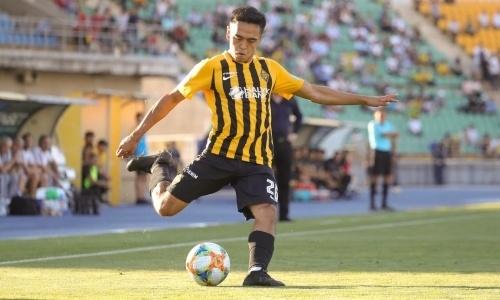 Молодой полузащитник «Кайрата» не сыграет против «Кайсара»