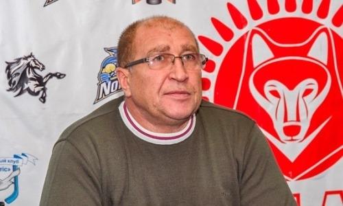 «Алматы» официально представил главного тренера