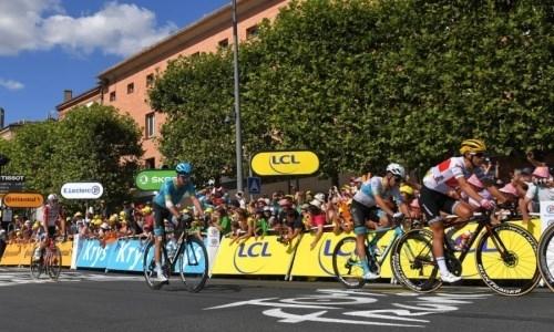 Фульсанг объяснил неудачу «Астаны» на десятом этапе «Тур де Франс»