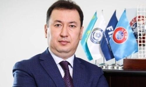 Генеральный секретарь Федерации футбола завел аккаунт в Instagram