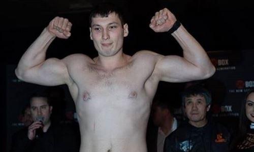 Казахстанский супертяжеловес узнал дату дебютного боя в США