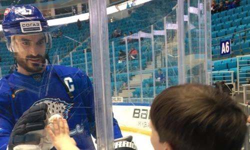 «Больше, чем просто хоккеист». В России оценили вклад Боченски в историю КХЛ