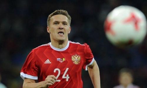 Российский клуб молодого казахстанца подписал экс-форварда сборной России