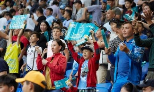 Порядка 40 казахстанцев поддержат «Астану» на матче Лиги Чемпионов в Румынии