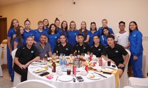Женская сборная Казахстана уступила Таиланду в матче молодежного чемпионата Азии-2019