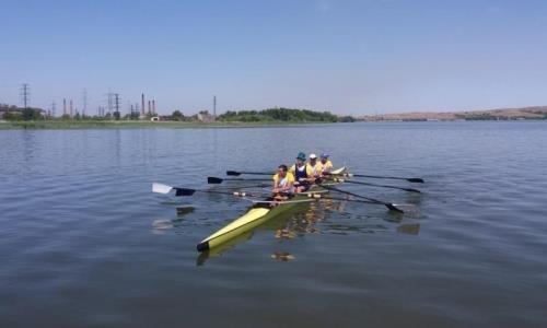 Более 100 спортсменов приняли участие в регате «Казахстанская Магнитка» в Темиртау