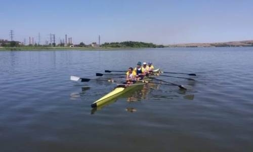 105 спортсменов приняли участие в регате «Казахстанская Магнитка» в Темиртау