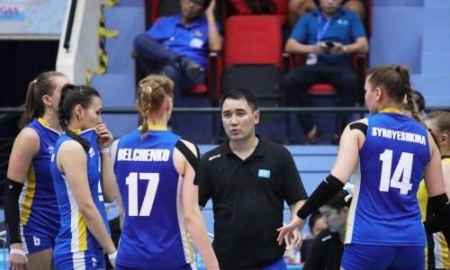 Женская сборная Казахстана проиграла Северной Корее на молодежном чемпионате Азии-2019