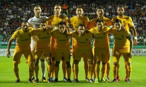 С Сейдахметом? «Кайрат» назвал состав на ответный матч Лиги Европы с «Широки Бриег»