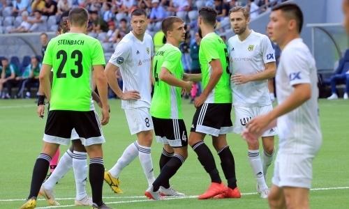 Видеообзор матча, или Как «Тобол» облажался в матче с «карликом» в Лиге Европы
