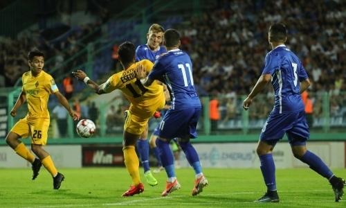 «Кайрат» дважды забил в компенсированное время и вышел в следующий раунд ЛЕ
