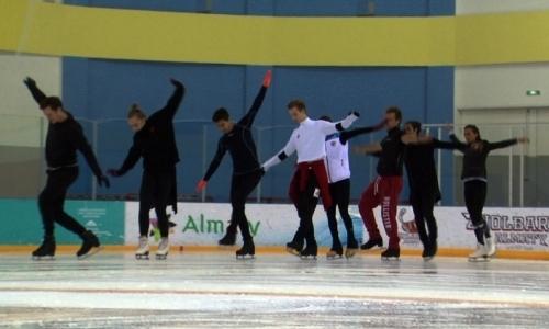 Звёзды фигурного катания репетируют грандиозное шоу «Друзья Дениса»