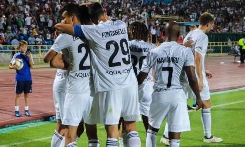 Видеообзор матча Лиги Европы, или Как «Ордабасы» дважды забил «Торпедо»
