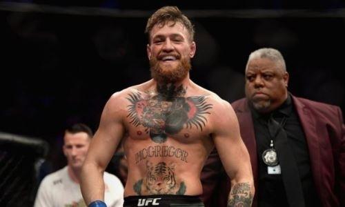 В UFC назвали сроки возвращения Макгрегора в октагон