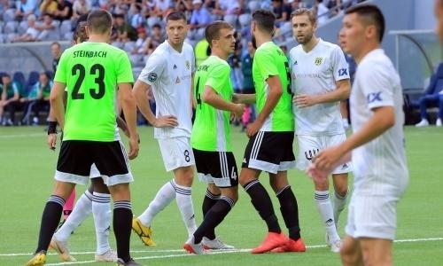 Люксембург — 42-й соперник Казахстана в еврокубках