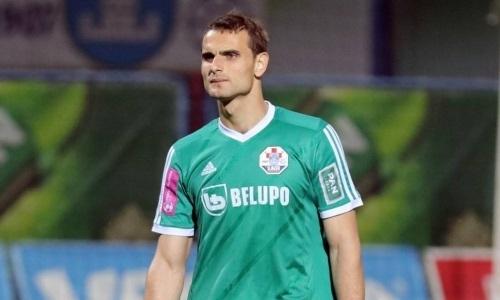 «Атырау» подписал хорватского вратаря и экс-игрока «Шахтёра»