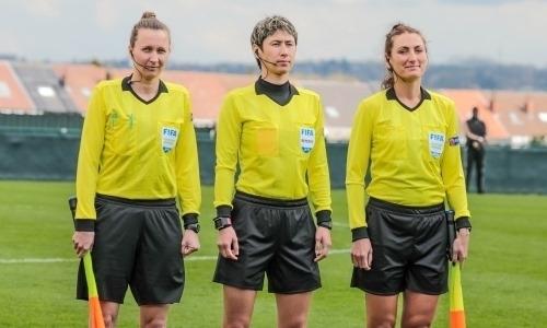 Рефери из Казахстана назначен на матч чемпионата Европы