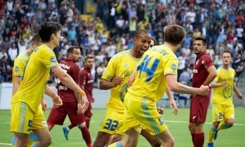 «Намного сильнее» ВРумынии сравнили «Астану» соследующим соперником «ЧФР» вЛЧ