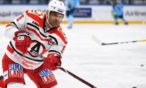 Экс-игрока «Барыса» назвали главным претендентом звание лучшего бомбардира КХЛ