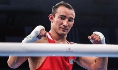 Казахстанский боксер без боя выиграл Кубок Президента-2019