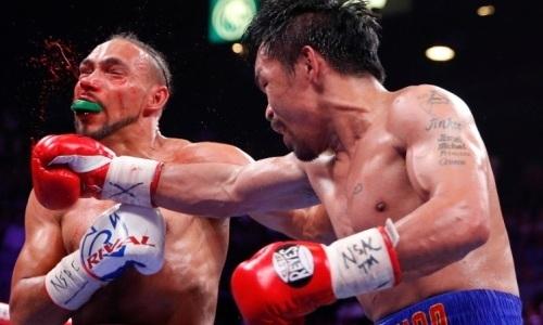 Видео полного боя, или Как Мэнни Пакьяо отобрал у Кита Турмана титул WBA