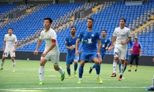 «Иртыш» обыграл молодежку «Астаны» в товарищеском матче