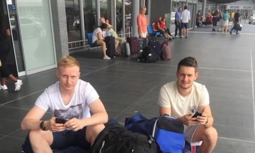 «Арлан» прибыл на заключительные сборы в Чехию