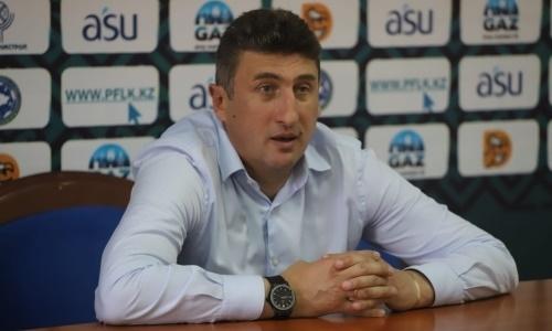 """«Сами подарили """"Атырау"""" три очка». Тренер «Ордабасы» — о предстоящей еврокубковой игре"""