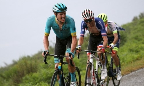 «Все еще чего-то не хватает». Фульсанг прокомментировал выступление на 15-м этапе «Тур де Франс»