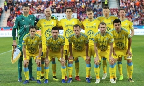 Казахстанские каналы не покажут следующий матч «Астаны» в Лиге Европы