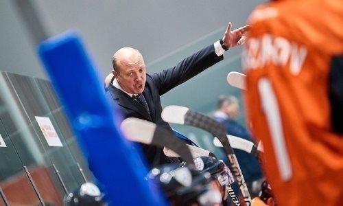 Российский тренер рассказал о работе в Казахстане и оценил уровень местного хоккея
