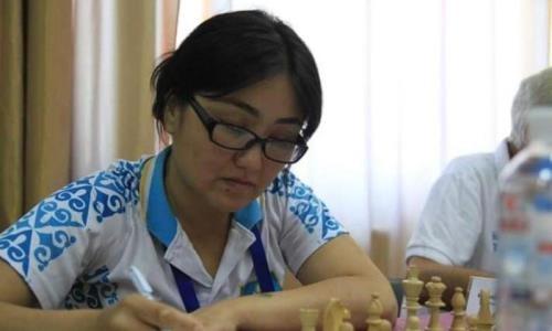 Казахстанская шахматистка с инвалидностью завоевала «бронзу» на чемпионате Европы