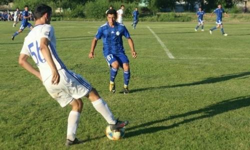 Молодежка «Кырана» обыграла «Арыс» в матче Второй лиги