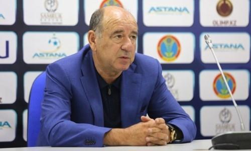 Ветеран «Кайрата» официально стал первым руководителем «Астаны»
