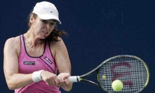 Воскобоева в паре с Остапенко прошла в полуфинал турнира в Юрмале