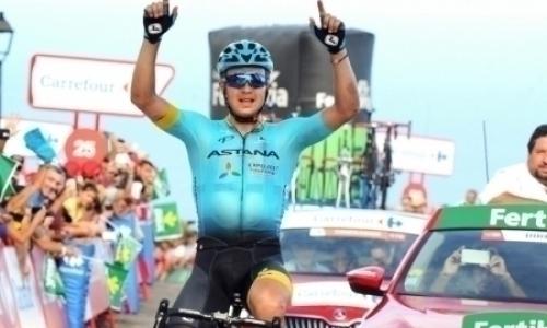 Гонщики «Астаны» улучшили положение в общем зачете после 19-го этапа «Тур де Франс»