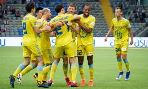 «Это не тайна». Официально озвучен бюджет ФК «Астана» в нынешнем сезоне