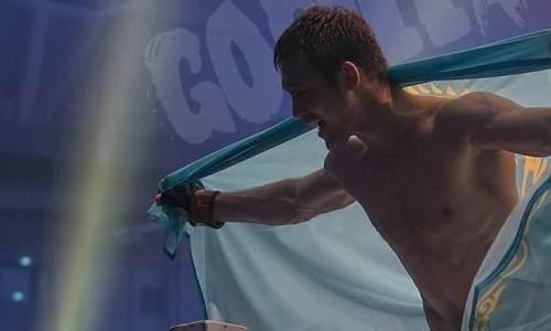«Макгрегор пусть его боится». Первому казахстанцу в UFC предрекают путь Хабиба Нурмагомедова