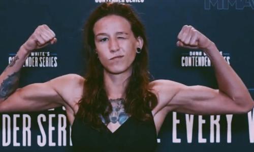 «В UFC меня бы нокаутировали, и — прощай, жизнь...». Чемпионка Мира по ММА из Казахстана честно оценила проигрыш в Лас-Вегасе
