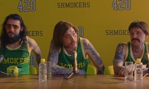 Новый клип Скриптонита про баскетбол стал вирусным. Видео