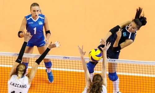 Казахстанки заняли последнее место в олимпийском квалификационном турнире