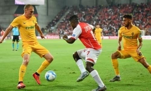 Израильские клубы повторили антирекорд Казахстана