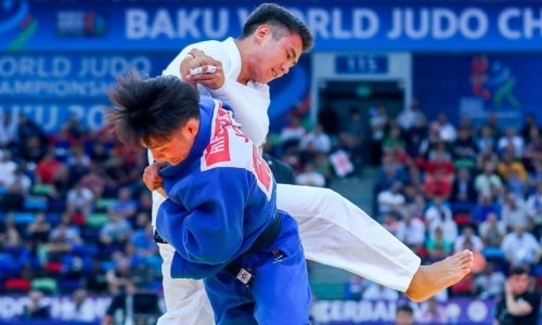 Команда Казахстана по дзюдо объявила состав на участие в чемпионате мира-2019