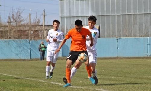 «Кайрат-Жастар» и «Экибастуз» сыграли по нулям в матче Первой лиги